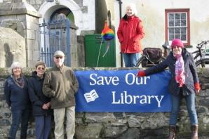 New chapter for campaign to secure library's future