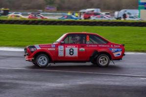 Teifi Valley rally result for Peter and Neil